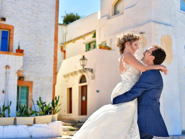 Il matrimonio di Giuseppe e Antonella a Ceglie Messapica, Brindisi 16