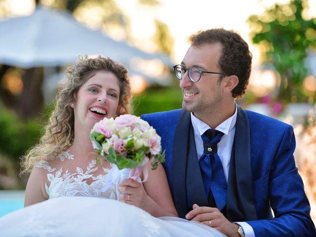 Il matrimonio di Giuseppe e Antonella a Ceglie Messapica, Brindisi 1