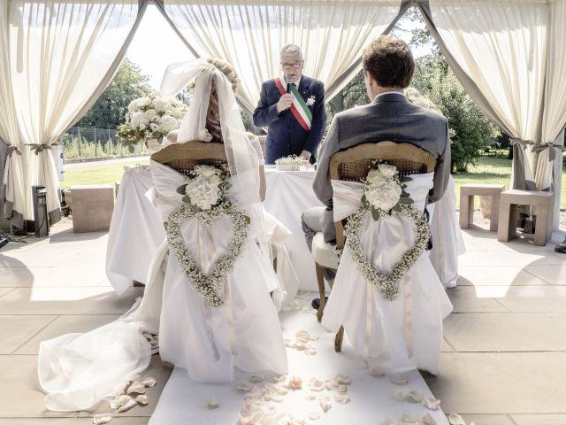 Il matrimonio di Paolo e Simona a Gambolò, Pavia 23