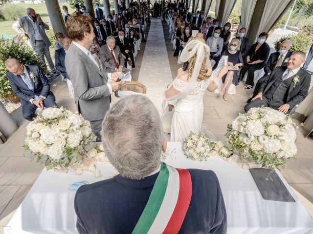 Il matrimonio di Paolo e Simona a Gambolò, Pavia 25