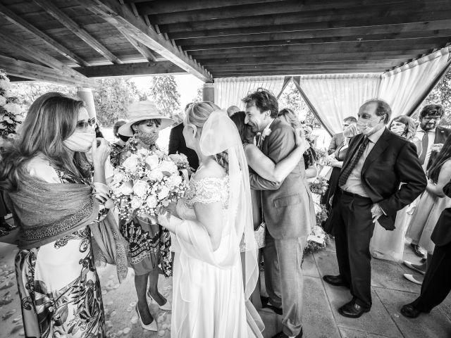 Il matrimonio di Paolo e Simona a Gambolò, Pavia 34