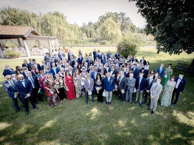 Il matrimonio di Paolo e Simona a Gambolò, Pavia 35