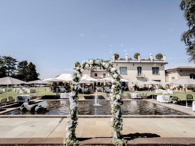Il matrimonio di Paolo e Simona a Gambolò, Pavia 53