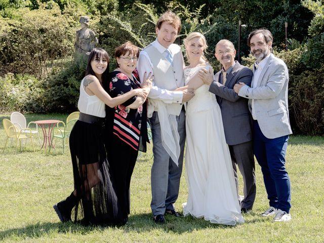 Il matrimonio di Paolo e Simona a Gambolò, Pavia 68
