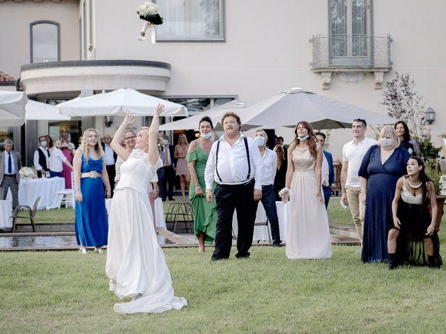 Il matrimonio di Paolo e Simona a Gambolò, Pavia 86