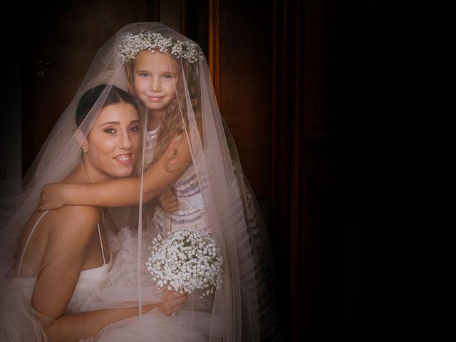 Il matrimonio di Marrina e Gianluca a Roccella Ionica, Reggio Calabria 14