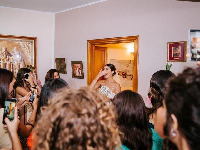 Il matrimonio di Marrina e Gianluca a Roccella Ionica, Reggio Calabria 17
