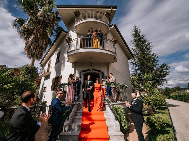 Il matrimonio di Marrina e Gianluca a Roccella Ionica, Reggio Calabria 18