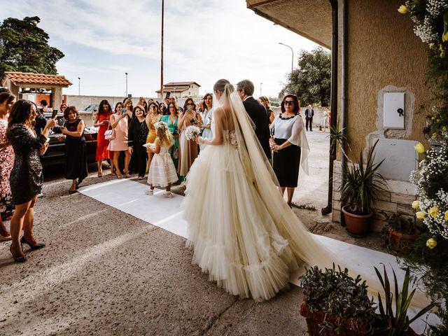 Il matrimonio di Marrina e Gianluca a Roccella Ionica, Reggio Calabria 19