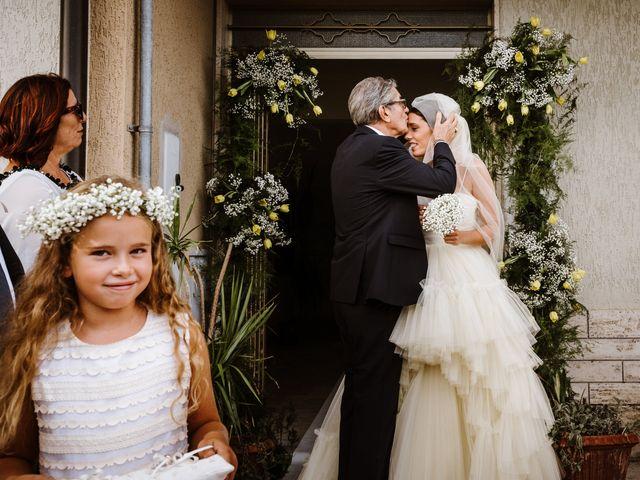 Il matrimonio di Marrina e Gianluca a Roccella Ionica, Reggio Calabria 20