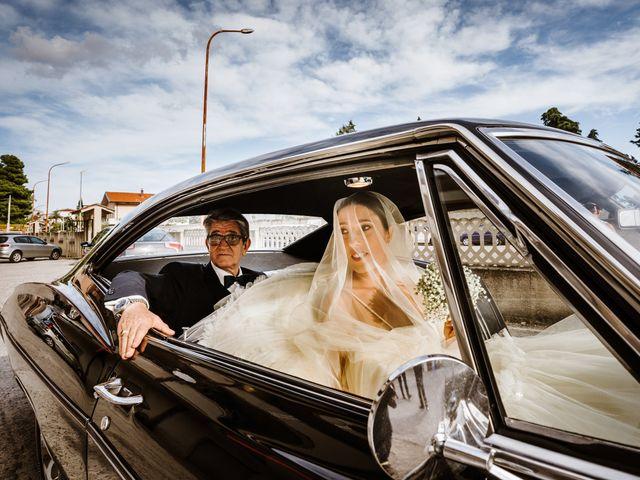Il matrimonio di Marrina e Gianluca a Roccella Ionica, Reggio Calabria 21