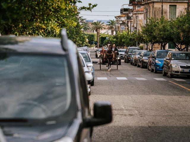 Il matrimonio di Marrina e Gianluca a Roccella Ionica, Reggio Calabria 22