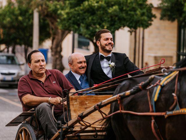 Il matrimonio di Marrina e Gianluca a Roccella Ionica, Reggio Calabria 23
