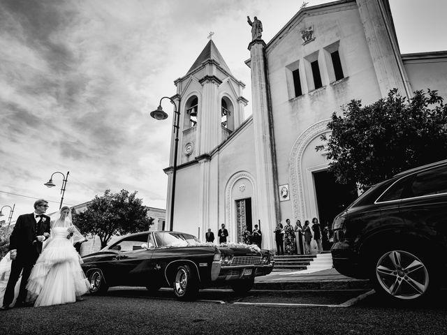 Il matrimonio di Marrina e Gianluca a Roccella Ionica, Reggio Calabria 25
