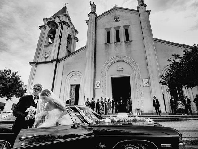 Il matrimonio di Marrina e Gianluca a Roccella Ionica, Reggio Calabria 26