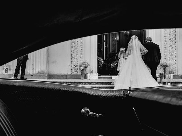 Il matrimonio di Marrina e Gianluca a Roccella Ionica, Reggio Calabria 27
