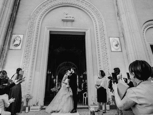 Il matrimonio di Marrina e Gianluca a Roccella Ionica, Reggio Calabria 28
