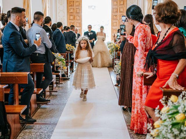 Il matrimonio di Marrina e Gianluca a Roccella Ionica, Reggio Calabria 29