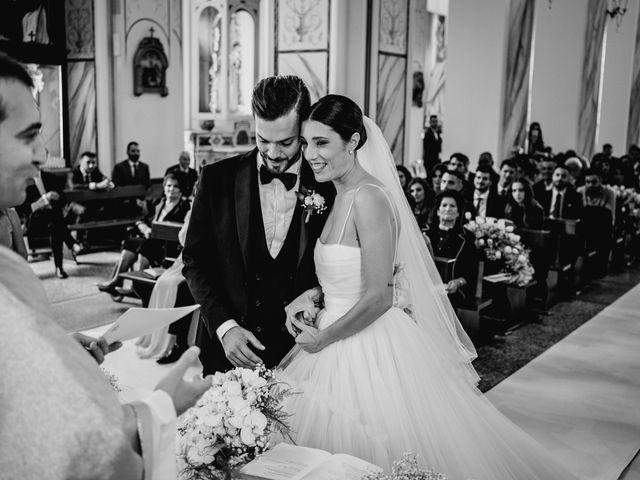 Il matrimonio di Marrina e Gianluca a Roccella Ionica, Reggio Calabria 31