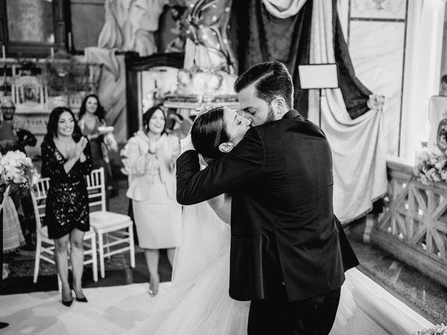 Il matrimonio di Marrina e Gianluca a Roccella Ionica, Reggio Calabria 33