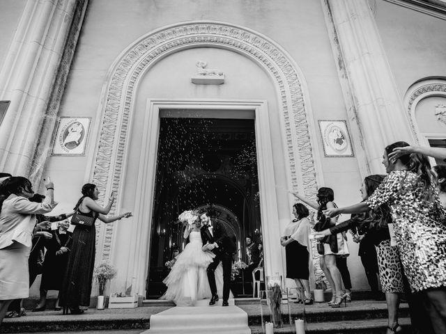 Il matrimonio di Marrina e Gianluca a Roccella Ionica, Reggio Calabria 34