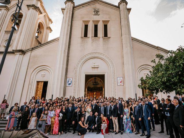 Il matrimonio di Marrina e Gianluca a Roccella Ionica, Reggio Calabria 36