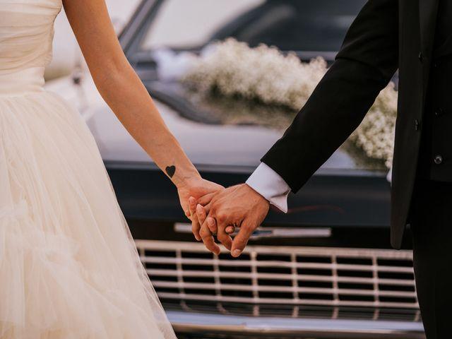 Il matrimonio di Marrina e Gianluca a Roccella Ionica, Reggio Calabria 41