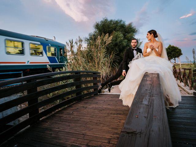 Il matrimonio di Marrina e Gianluca a Roccella Ionica, Reggio Calabria 47