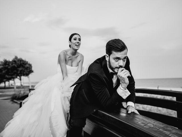 Il matrimonio di Marrina e Gianluca a Roccella Ionica, Reggio Calabria 49