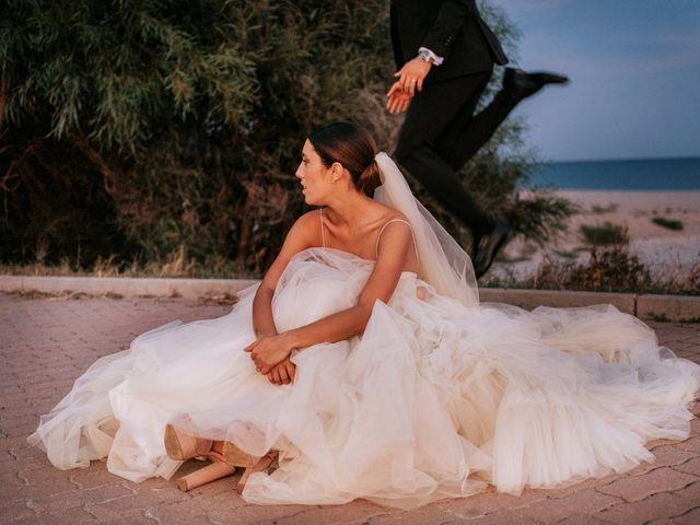 Il matrimonio di Marrina e Gianluca a Roccella Ionica, Reggio Calabria 51