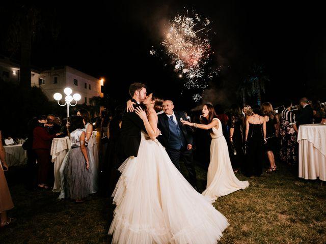Il matrimonio di Marrina e Gianluca a Roccella Ionica, Reggio Calabria 58