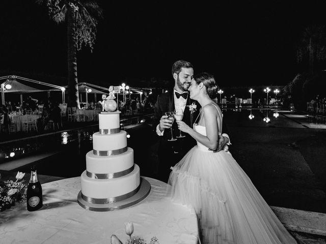 Il matrimonio di Marrina e Gianluca a Roccella Ionica, Reggio Calabria 61