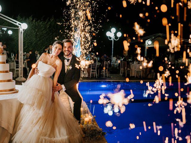 Il matrimonio di Marrina e Gianluca a Roccella Ionica, Reggio Calabria 63