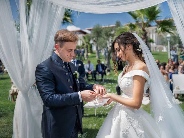 Il matrimonio di Erica e Michele a Filadelfia, Vibo Valentia 34