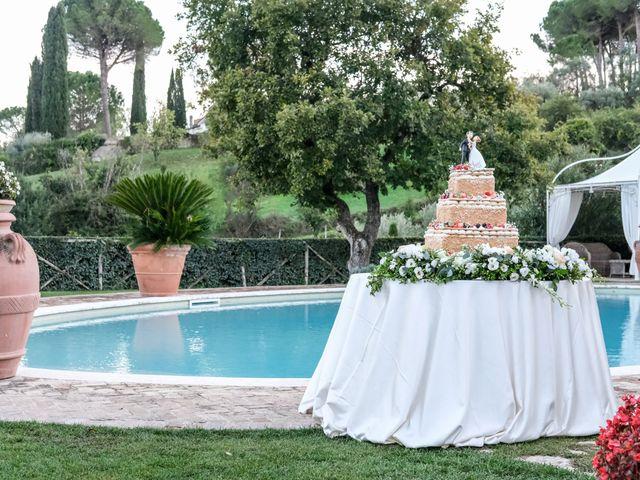 Il matrimonio di Alessandra e Enzo a Riano, Roma 16