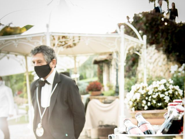 Il matrimonio di Alessandra e Enzo a Riano, Roma 19