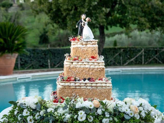 Il matrimonio di Alessandra e Enzo a Riano, Roma 20