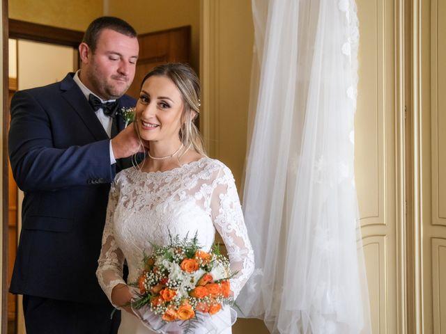Il matrimonio di Alessandra e Enzo a Riano, Roma 24