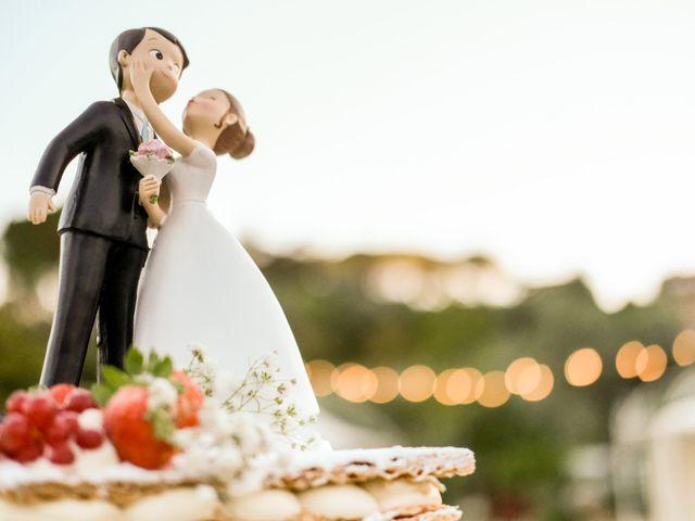 Il matrimonio di Alessandra e Enzo a Riano, Roma 31