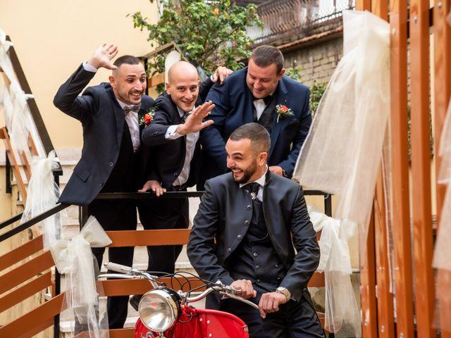 Il matrimonio di Alessandra e Enzo a Riano, Roma 33