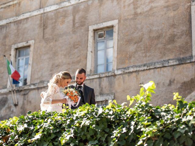 Il matrimonio di Alessandra e Enzo a Riano, Roma 48