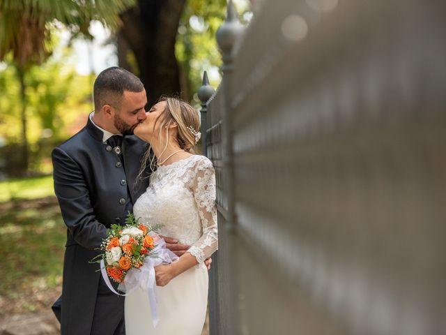 Il matrimonio di Alessandra e Enzo a Riano, Roma 51