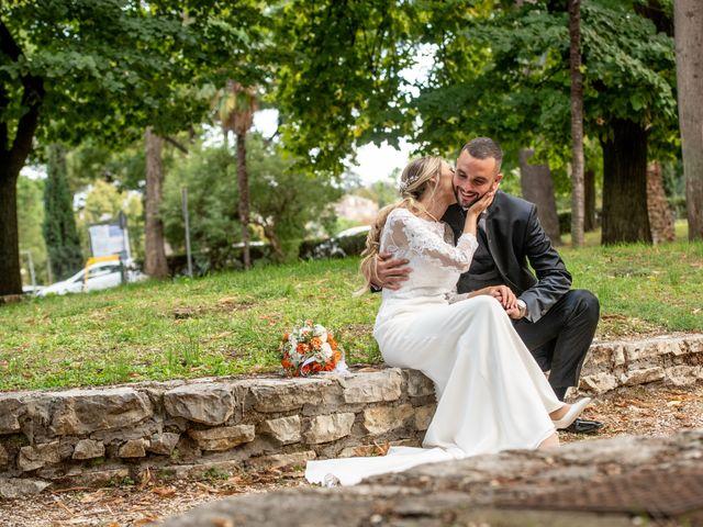 Le nozze di Enzo e Alessandra