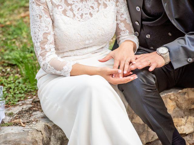 Il matrimonio di Alessandra e Enzo a Riano, Roma 53