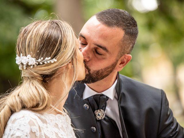 Il matrimonio di Alessandra e Enzo a Riano, Roma 54