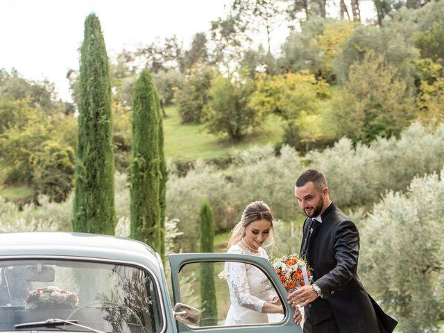 Il matrimonio di Alessandra e Enzo a Riano, Roma 55