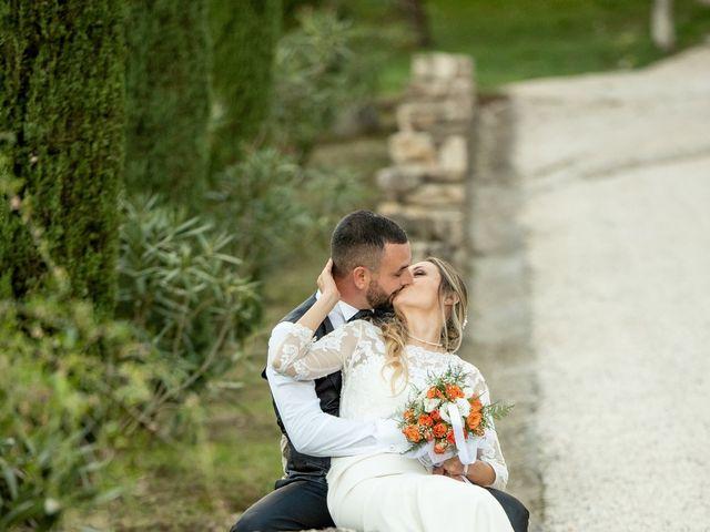 Il matrimonio di Alessandra e Enzo a Riano, Roma 64