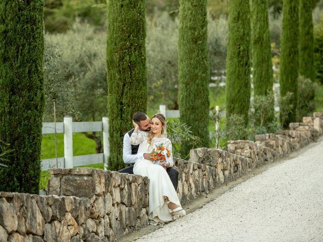 Il matrimonio di Alessandra e Enzo a Riano, Roma 65