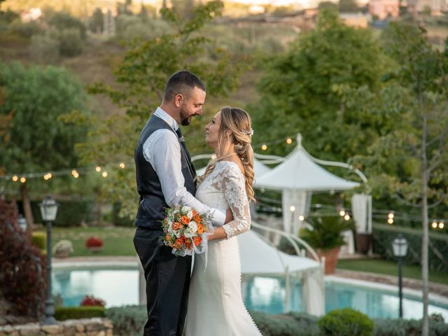 Il matrimonio di Alessandra e Enzo a Riano, Roma 67