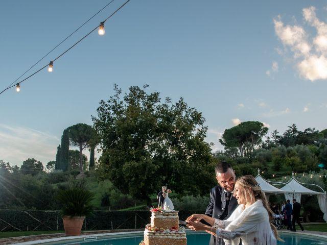 Il matrimonio di Alessandra e Enzo a Riano, Roma 72